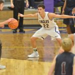 CHS boys' varsity basketball beats Marion County