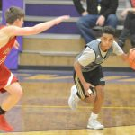 CHS boys' JV basketball team defeats Taylor County