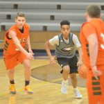 CHS boys' freshmen basketball team loses close game to Hart County