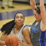 CHS girls' freshmen basketball team drops close matchup with Washington County