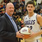 CHS senior joins 1,000 Point Club