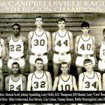 CHS to honor 1966 boys' basketball team