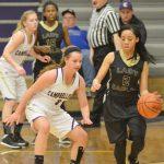 CHS girls' varsity basketball team defeats Fort Knox