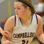 CHS girls' freshmen basketball team defeats Marion County
