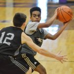 CHS boys' JV basketball team loses close game to Marion County