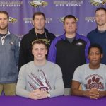 CHS seniors to play football at CU