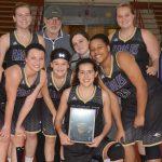 CHS girls' JV basketball team wins 20th district tournament