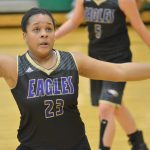 CHS girls' varsity basketball team drops game to Green County