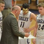 CHS boys' varsity basketball team defeats Nelson County