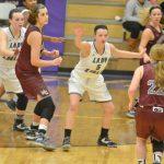 CHS girls' basketball team advances to tournament championship