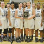 CHS is tournament runner-up, nearly 1,600 pounds of food donated