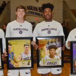 CHS senior athletes honored