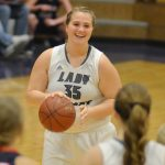 CHS girls' basketball team takes on Anderson County