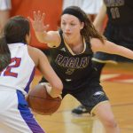 CHS girls' basketball team battles Adair County into triple overtime