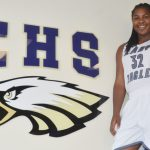 CHS girls' basketball player named to 5th region all-season team