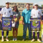 CHS softball, baseball seniors honored