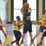 CHS boys' basketball team hosts camp