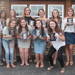 CHS softball players honored