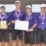 CHS boys' golf team wins All 'A' fifth region championship