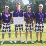 CHS boys' golf team makes history at All 'A' state tournament