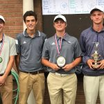 CHS boys' golf team is runner-up at Heartland Conference tournament