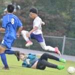 CHS soccer team defeats Clinton County