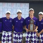 CHS boys' golf team is region runner-up, to compete at state tournament
