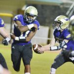 CHS football team drops close game to Russell County