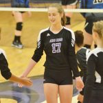 CHS volleyball team defeats Adair, Barren, Hart and Cumberland counties