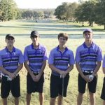 CHS boys' golf team finishes ninth at state tournament