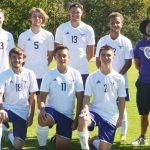 CHS senior soccer players honored