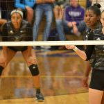 CHS volleyball team takes on Marion County in district tournament