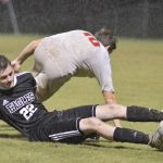 CHS soccer team battles Taylor County