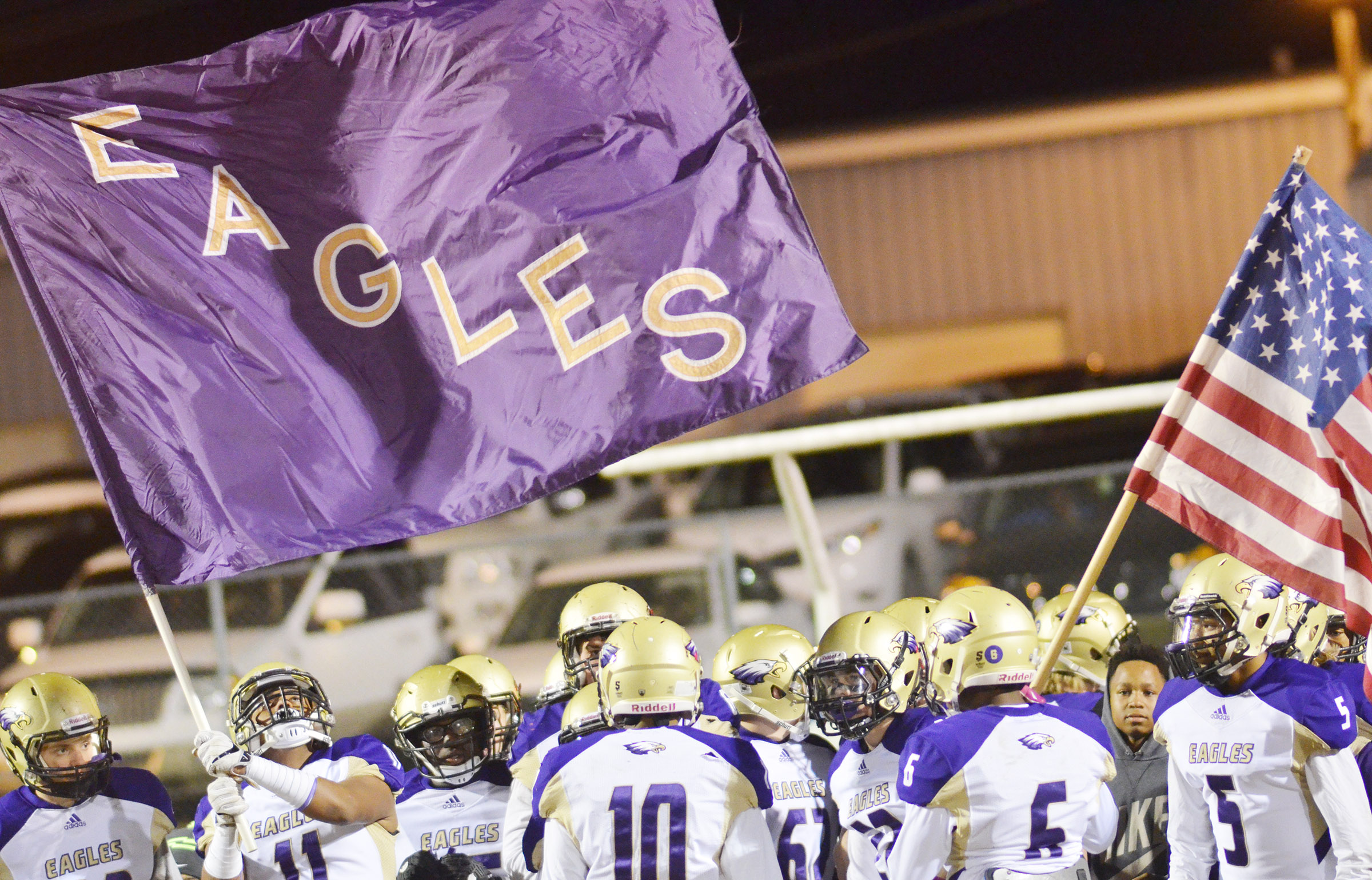 CHS football team to host Beechwood in state semi-finals game