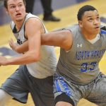 CHS boys' basketball team takes on North Hardin, Monroe County
