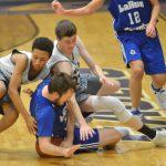 CHS boys' basketball team takes on LaRue County