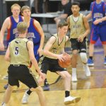 CHS Boys' Freshman and Junior Varsity Basketball vs. Adair County - Dec. 6, 2017