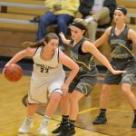 CHS Girls' Freshman and Junior Varsity Basketball vs. Green County - Dec. 11, 2017