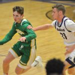 CHS boys' basketball team takes on Green County