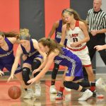 CHS Girls' Freshman Basketball vs. Taylor County - Dec. 15, 2017