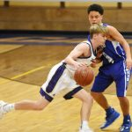 CHS Boys' Junior Varsity and Varsity Basketball vs. LaRue County - Jan. 2, 2018