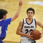 CHS boys' junior varsity, varsity basketball teams take on LaRue County