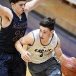 CHS boys' JV basketball team defeats Marion County