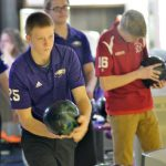 CHS bowling teams compete in region competition