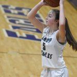 CHS Girls' JV and Varsity Basketball vs. Bethlehem - Jan. 27, 2018