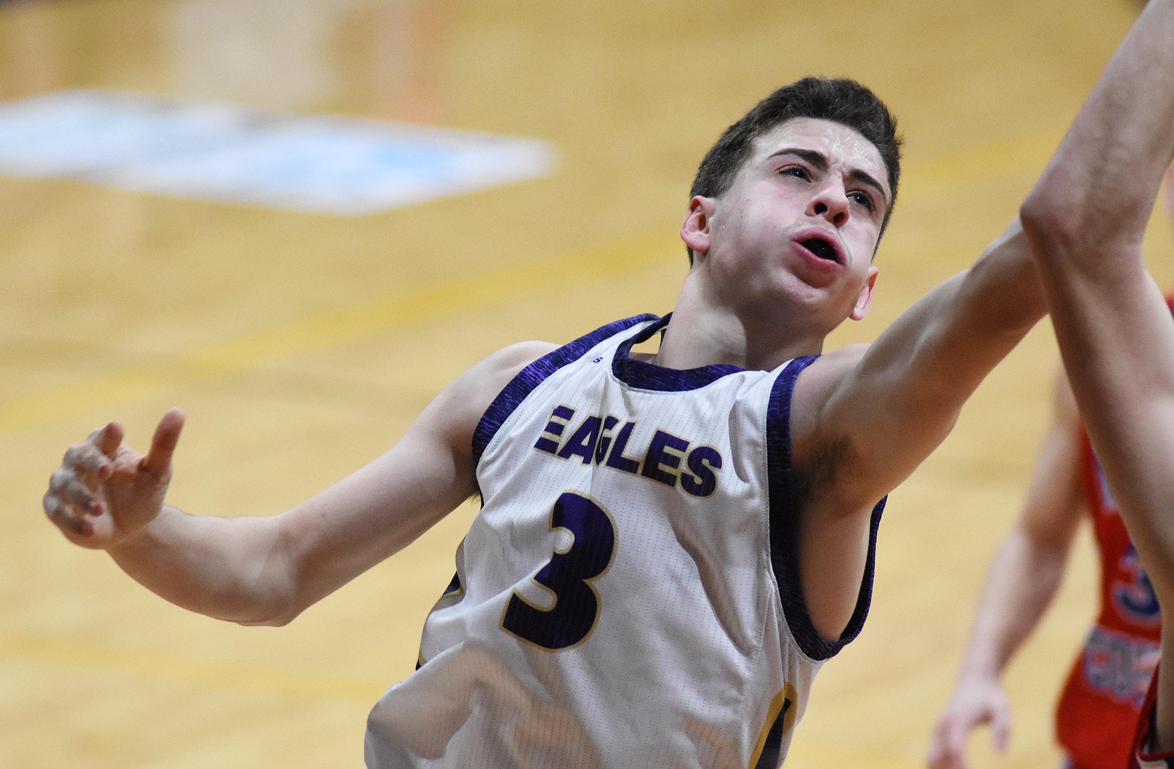 CHS boys' basketball teams defeat Nelson County