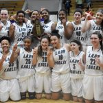 CHS girls' basketball team is 20th District tournament champions