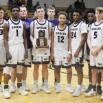 CHS boys' basketball team is 20th District tournament runners-up