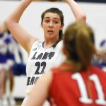 CHS girls' basketball team takes on Nelson County in region tournament