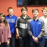 CHS golf players honored